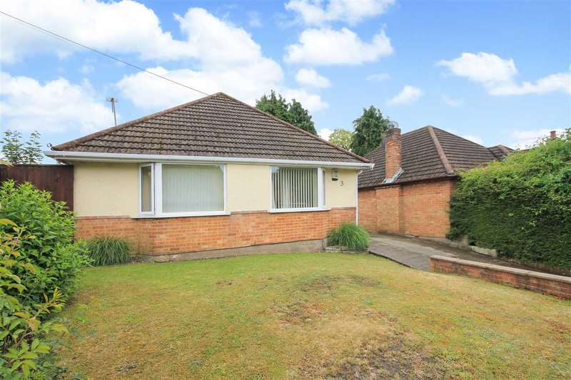 3 Bedrooms Bungalow for sale in Scott Road, Poole