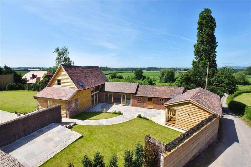 5 Bedrooms Barn Conversion Character Property for sale in Leddington, Dymock, Gloucestershire, GL18