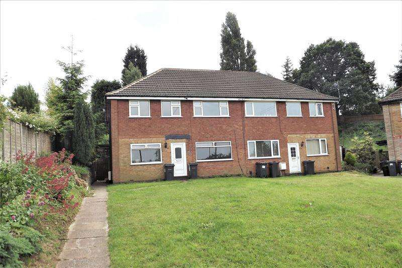 2 Bedrooms Maisonette Flat for sale in Sandy Croft, Sutton Coldfield