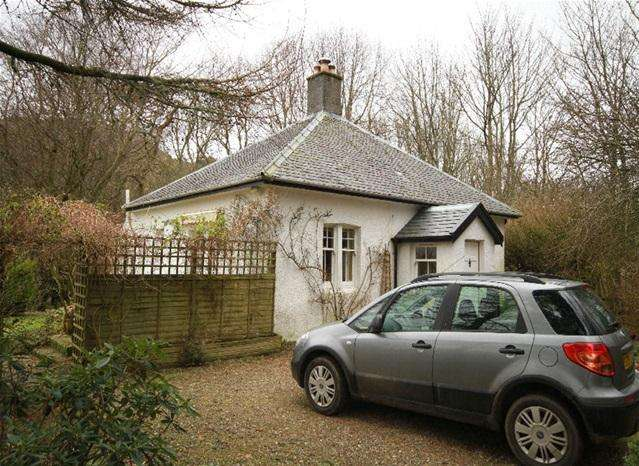 2 Bedrooms Cottage House for sale in Balinakill Cottage, Clachan, by Tarbert,