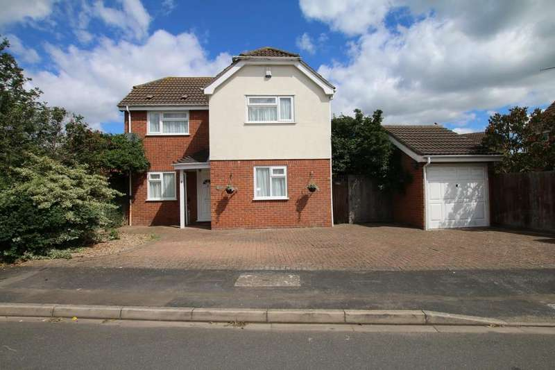 3 Bedrooms Detached House for sale in Cygnet Drive, Chatteris