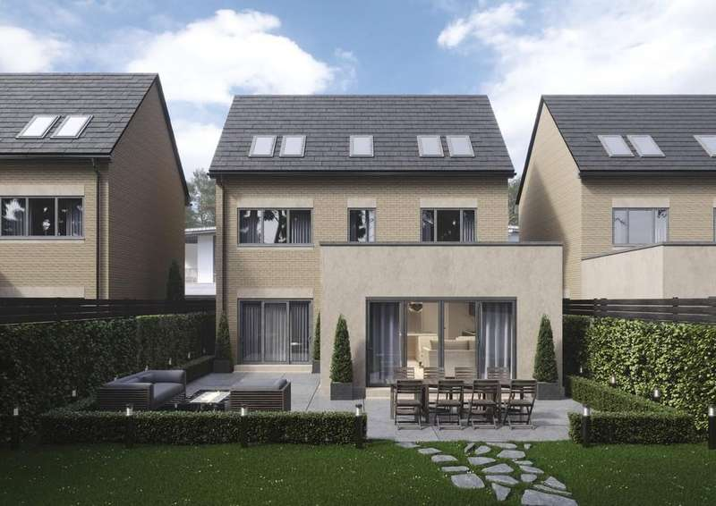 5 Bedrooms Detached House for sale in Plot 4, The Beauchief, S7 2QW