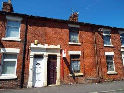 2 Bedrooms Terraced House for sale in Montgomery Street, Bamber Bridge, Preston, Lancashire