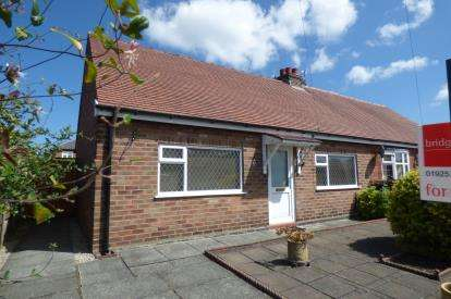 2 Bedrooms Bungalow for sale in Austral Avenue, Woolston, Warrington, Cheshire