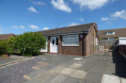 2 Bedrooms Bungalow for sale in Barnfield Road, Woolston, Warrington, Cheshire