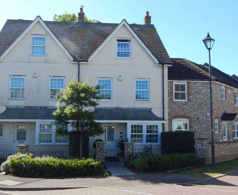 4 Bedrooms Town House for sale in Riverdale Orchard, Seaton, Devon