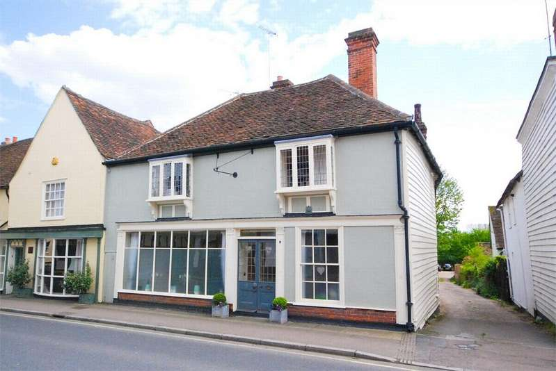 4 Bedrooms Link Detached House for sale in East Street, Coggeshall, Colchester, Essex