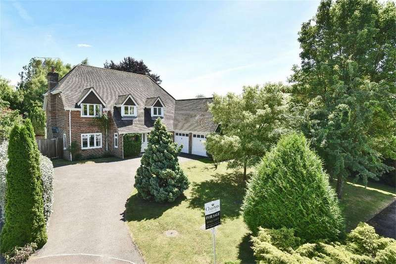 4 Bedrooms Detached House for sale in Corhampton, Southampton, Hampshire