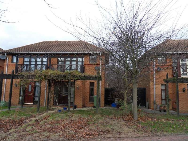 2 Bedrooms Semi Detached House for sale in Edison Square, Shenley Lodge MK5