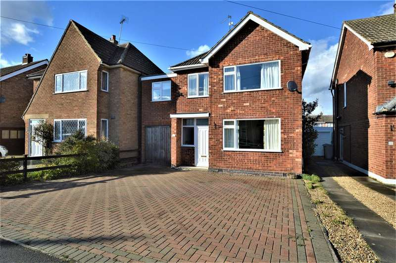 4 Bedrooms Property for sale in Lyndon Way, Stamford