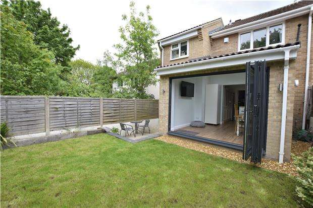 3 Bedrooms End Of Terrace House for sale in Ladd Close, BRISTOL, BS15 9LG