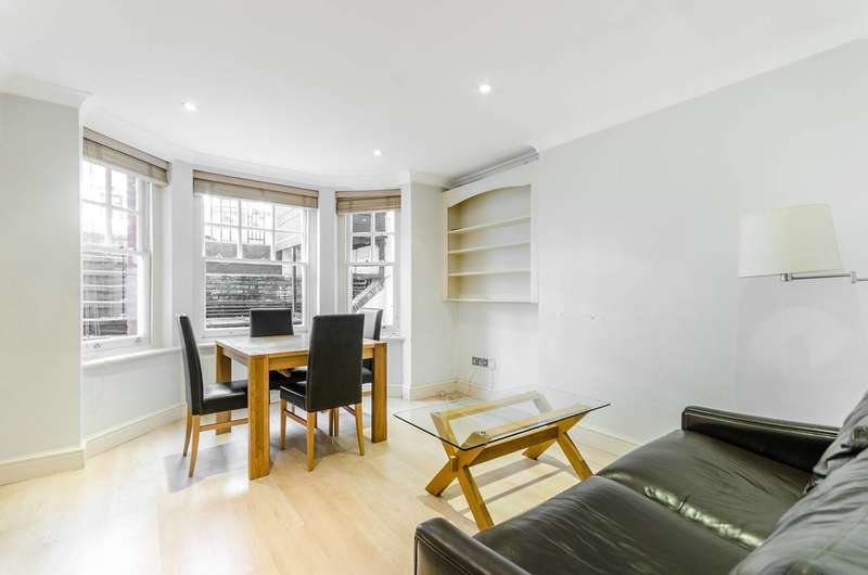 2 Bedrooms Flat for sale in Avonmore Road, West Kensington, W14