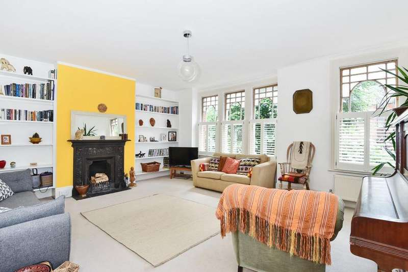 3 Bedrooms Flat for sale in Whitehall Park, Whitehall Park