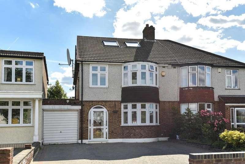 5 Bedrooms Semi Detached House for sale in Lavidge Road, Mottingham
