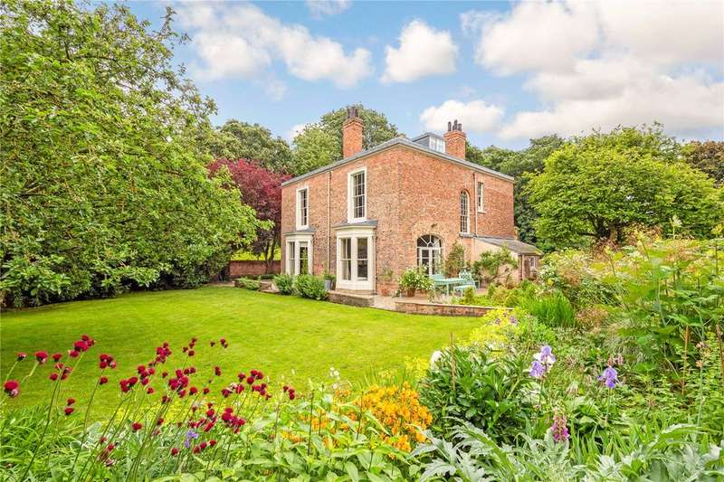 6 Bedrooms Detached House for sale in Kirkby Road, Ripon, North Yorkshire