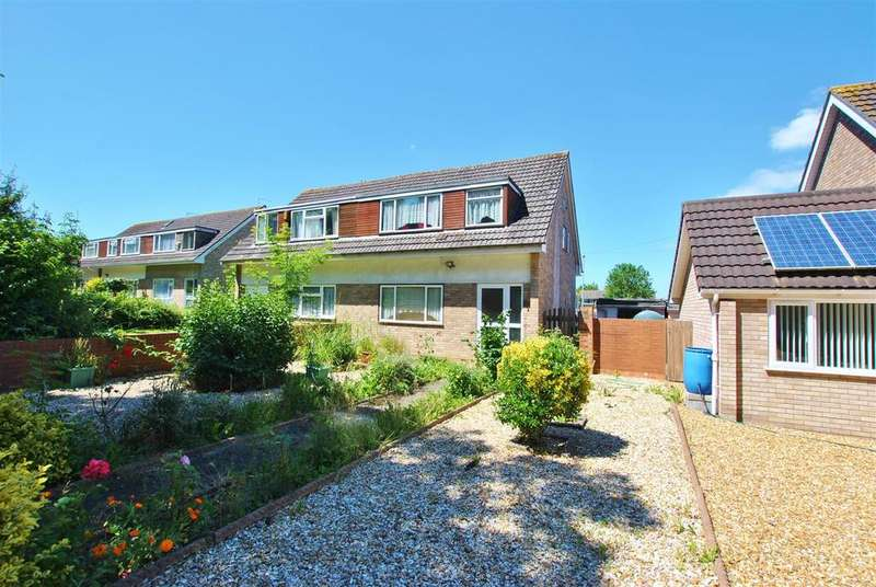 3 Bedrooms Semi Detached House for sale in Denleigh Close, Whitchurch