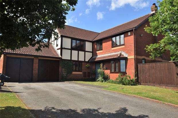 5 Bedrooms Detached House for sale in Whitebeam Close, Paignton, Devon
