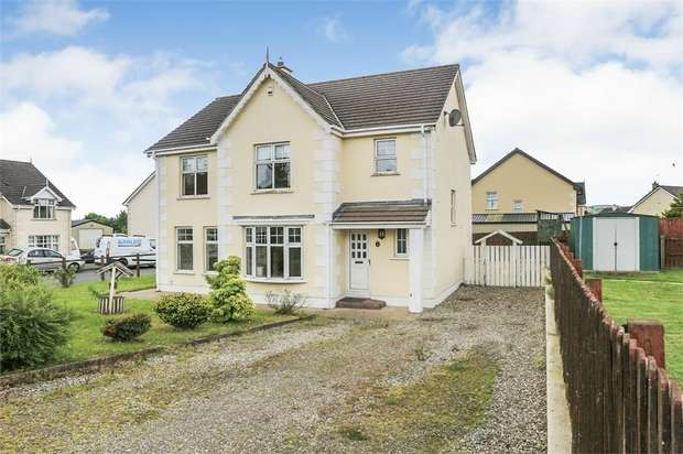 4 Bedrooms Detached House for sale in Garvan Park, Sion Mills, Strabane, County Tyrone