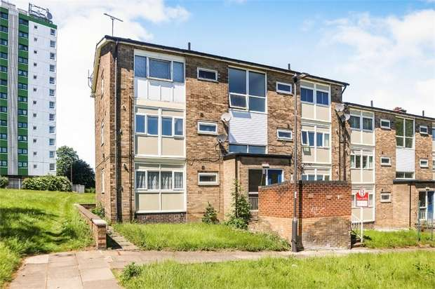 1 Bedroom Flat for sale in Morland Road, Sheffield, South Yorkshire