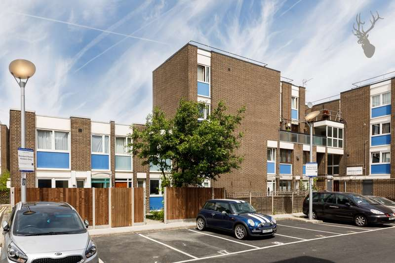3 Bedrooms Maisonette Flat for sale in Grenville House, Arbery Road, Bow, E3
