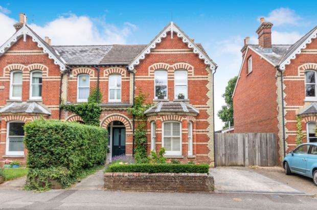 4 Bedrooms Semi Detached House for sale in Basingstoke, Hampshire, .