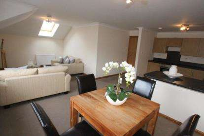 2 Bedrooms Flat for sale in Kinclaven Gardens, Glenrothes