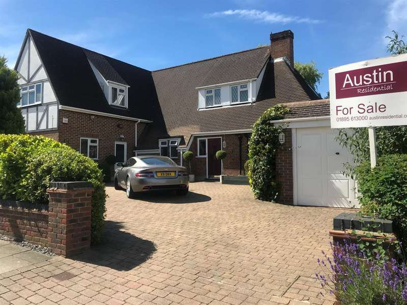 6 Bedrooms Detached House for sale in Cambridge Road, Uxbridge