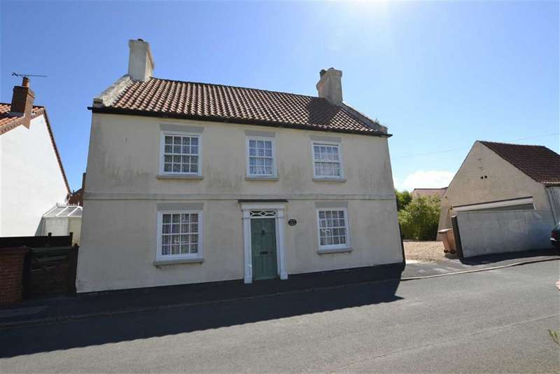 4 Bedrooms Detached House for sale in Church Lane, Flamborough, YO15