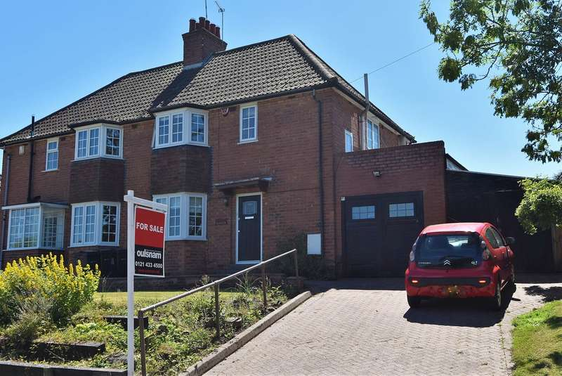 3 Bedrooms Semi Detached House for sale in Bournville Lane, Bournville, Birmingham, B30