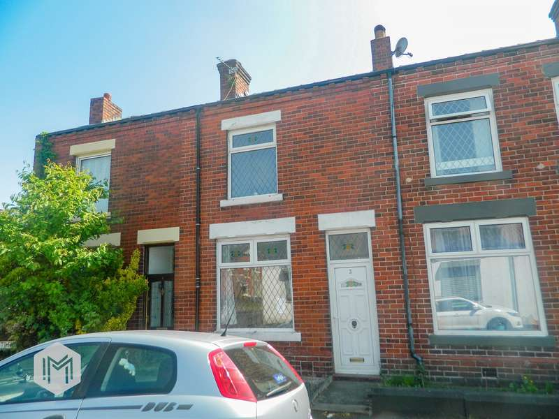 2 Bedrooms Terraced House for sale in Brighton Street, Bury, BL9