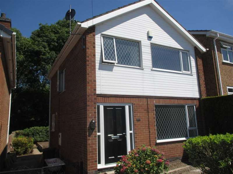 3 Bedrooms Detached House for sale in Saxton Avenue, Heanor, Nottingham