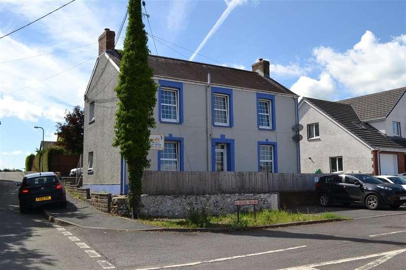 7 Bedrooms Apartment Flat for sale in Pentremeurig Farmhouse, Pentremeurig, Carmarthen
