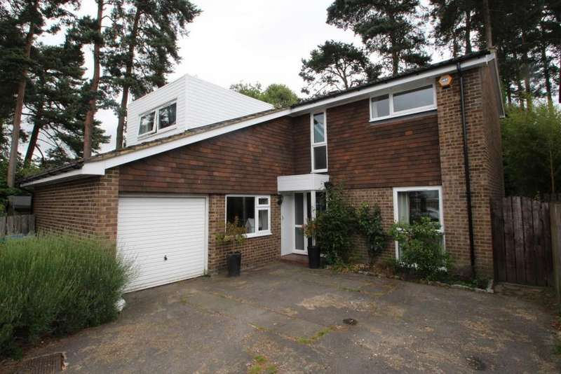 4 Bedrooms Detached House for sale in Qualitas, Bracknell, RG12