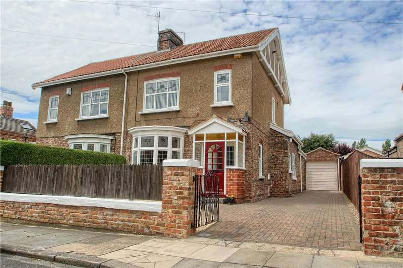 3 Bedrooms Semi Detached House for sale in Raby Road, Fairfield
