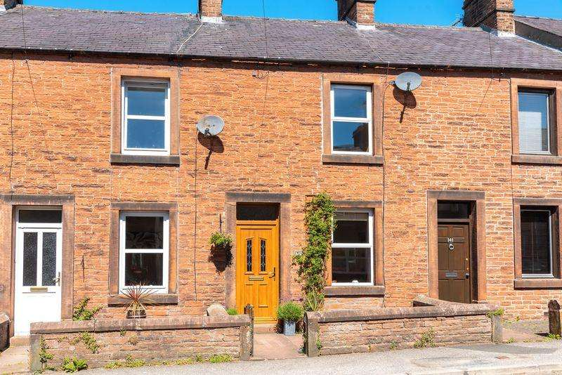 3 Bedrooms Terraced House for sale in 142 Graham Street, Penrith