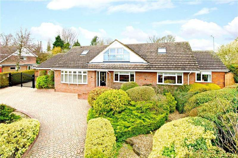 5 Bedrooms Detached Bungalow for sale in High Banks, Stanbridge, Leighton Buzzard, Bedfordshire
