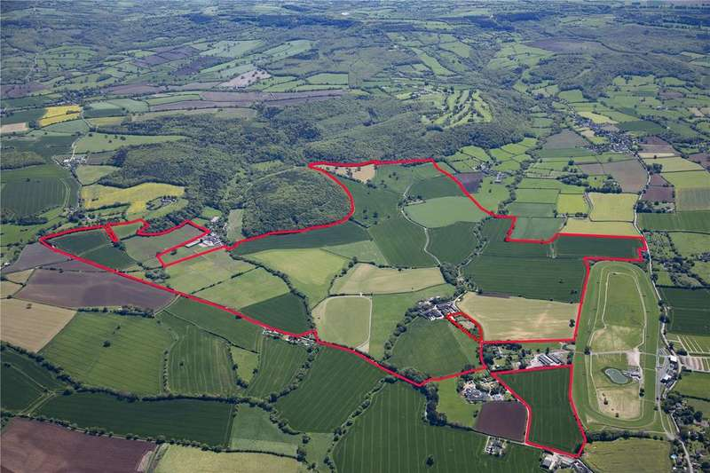 Farm Commercial for sale in The Taunton Estate - Lot 1, The Orchard Portman Farm, Taunton, Somerset, TA3
