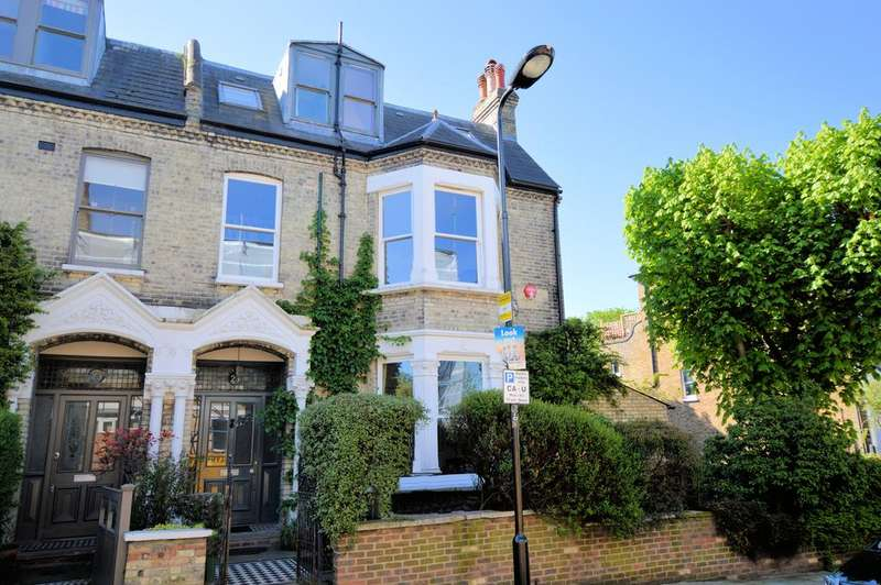 4 Bedrooms End Of Terrace House for sale in Laurier Road, Dartmouth Park, London NW5