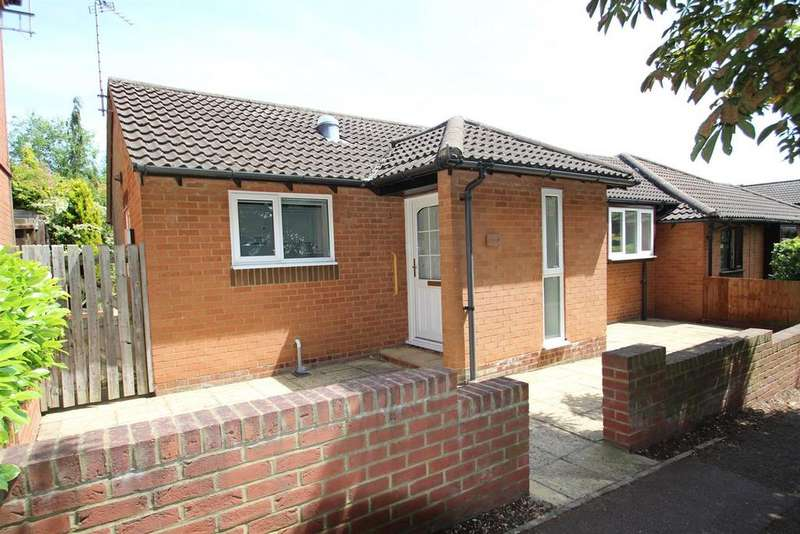 2 Bedrooms Semi Detached Bungalow for sale in Great Holm, Milton Keynes