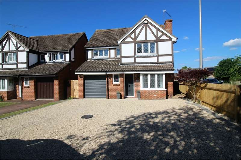 4 Bedrooms Detached House for sale in Kernham Drive, Tilehurst, READING, Berkshire