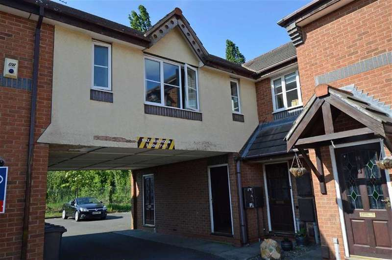1 Bedroom Apartment Flat for sale in Waterville Close, Kirby Frith