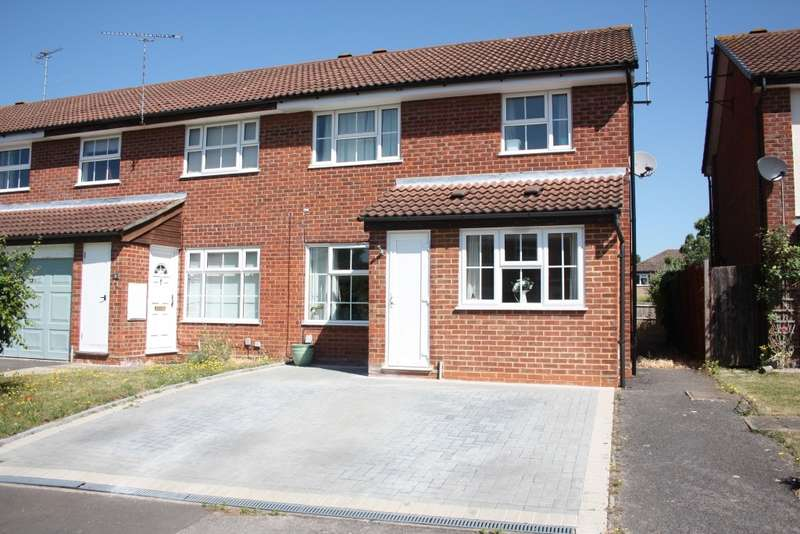 3 Bedrooms End Of Terrace House for sale in Armstrong Way, Woodley, Reading, RG5