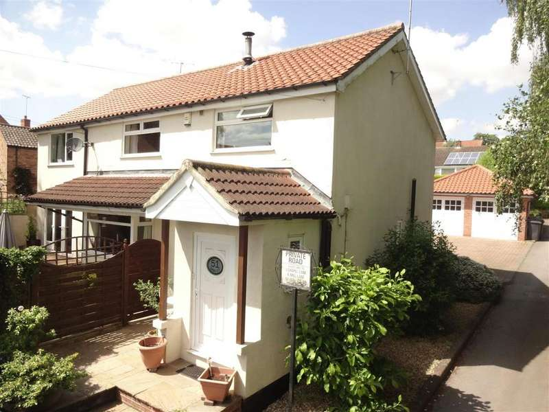 5 Bedrooms Detached House for sale in Main Street, Lambley, Nottingham