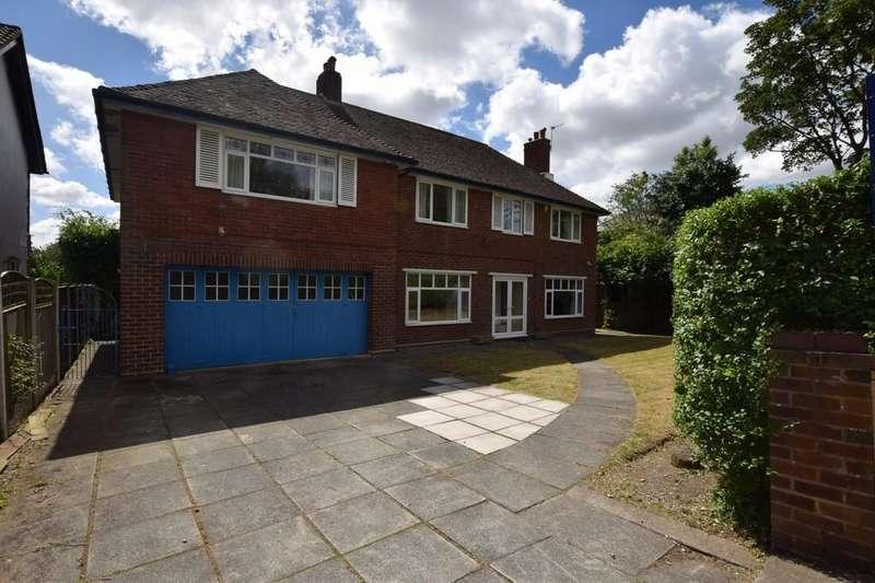 4 Bedrooms Detached House for sale in Central Avenue, Eccleston Park, Prescot