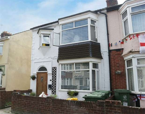 3 Bedrooms End Of Terrace House for sale in Gatcombe Avenue, Portsmouth, Hampshire