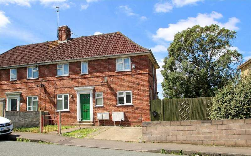 2 Bedrooms Semi Detached House for sale in Guildford Road, BRISTOL, BS4