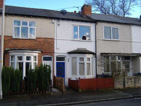 2 Bedrooms Terraced House for sale in Merrivale Road B66