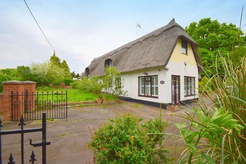 3 Bedrooms Cottage House for sale in Waltham Road, Boreham, CM3 3AY