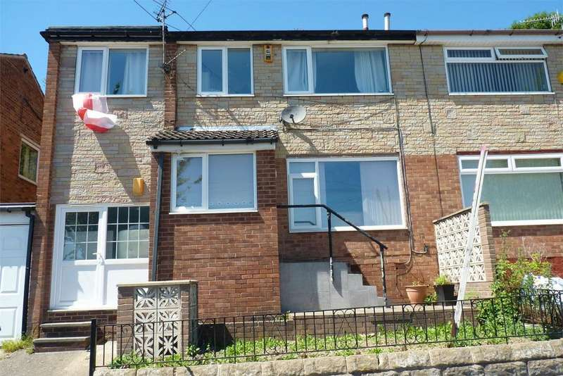 5 Bedrooms Semi Detached House for sale in Sandstone Avenue, Wincobank, Sheffield, South Yorkshire