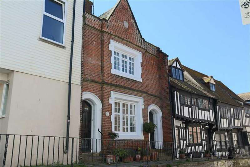 4 Bedrooms Terraced House for sale in All Saints Street, Hastings